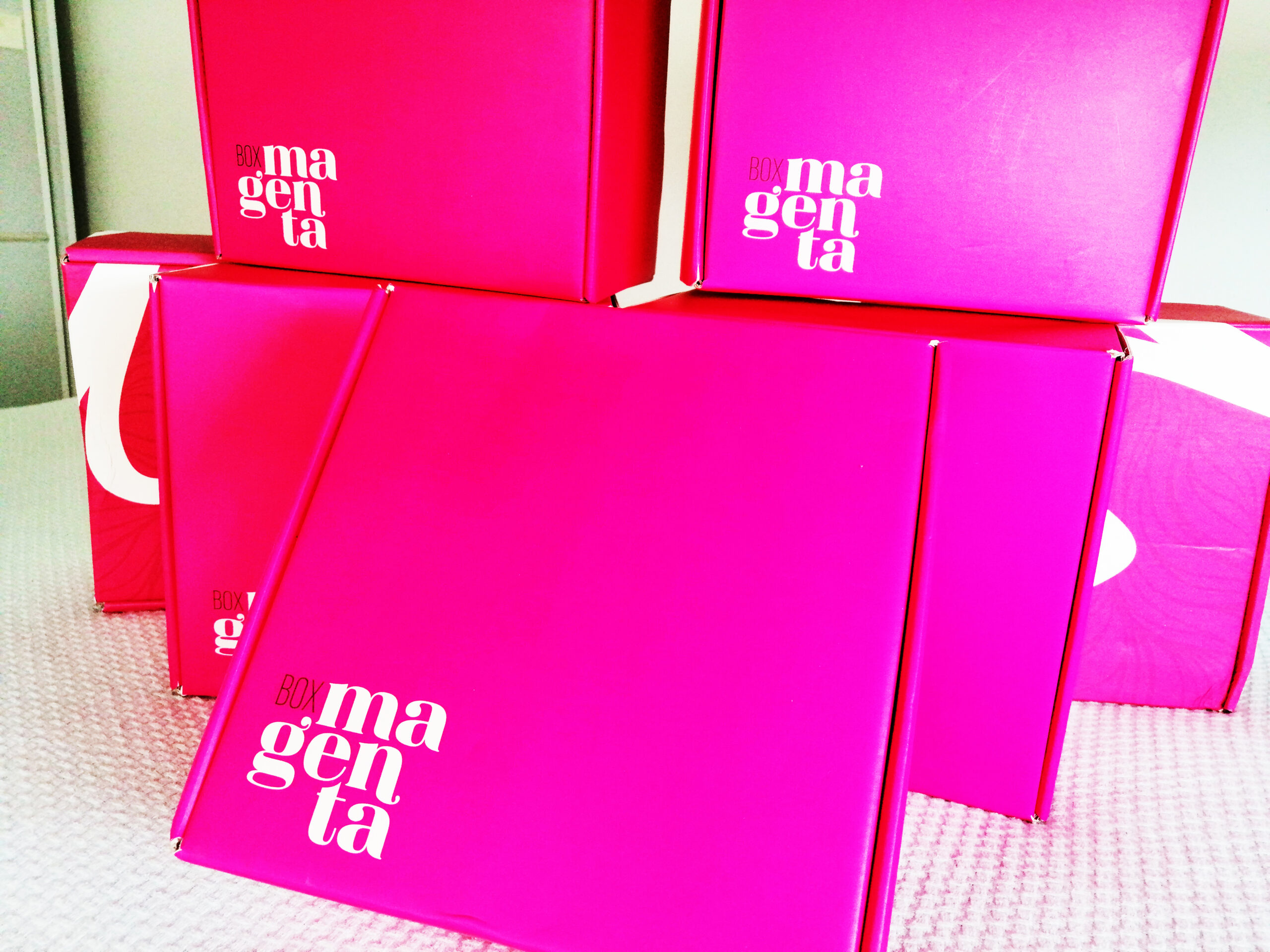 box magenta