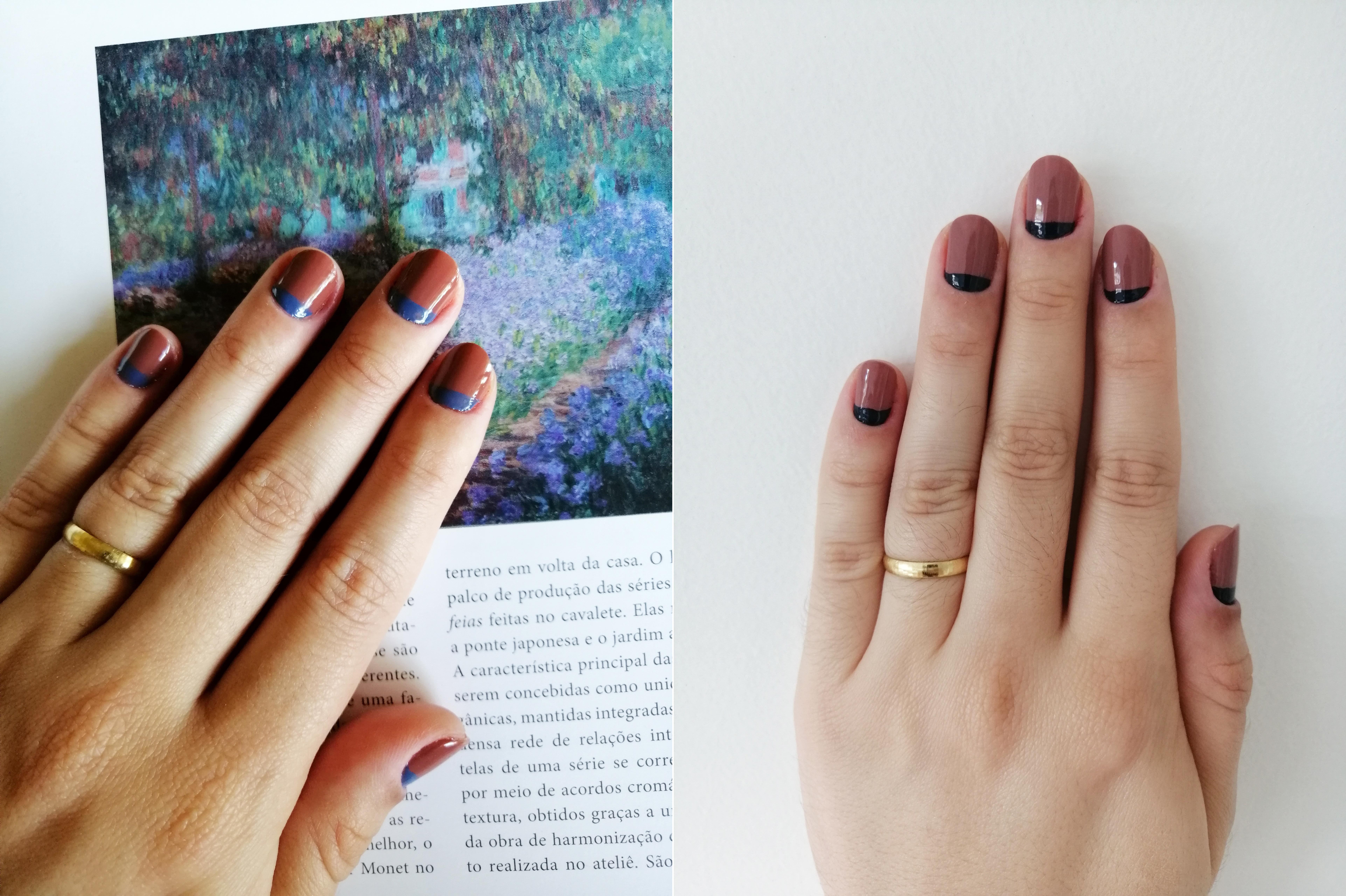 nail art em casa